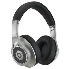 Beats by Dr. Dre MH6W2ZM-A Executive Silver Noise Cancelling Over-Ear Headphones