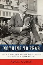 Nothing to Fear by Adam Cohen (Hardcover 2009)