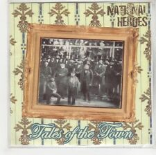 (GH72) National Heroes, Tales Of The Town - 2006 DJ CD