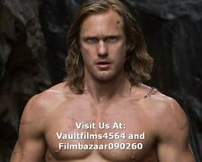 "ALEXANDER SKARSGARD - TARZAN - 10"" x 8"" Colour Photo LEGEND OF TARZAN 2016 #2251"