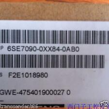 New In box SIEMENS 6SE7090-0XX84-0AB0 CUVC 6SE7 090-0XX84-0AB0