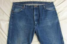 Wrangler 13MWZ Faded Denim Jeans Tag Size 42x32 Measure 42x32 Cowboy
