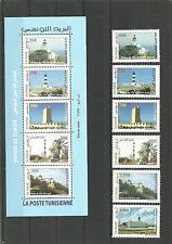 Special issue - 2015 -Tunisia - Lighthouses - Issue 2013 with issue 2014