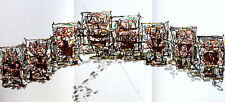 Riopelle : 4 lithographies originales - Maeght 1976