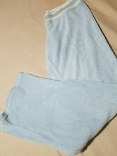 Juicy Couture Light Blue Lounge Pants Women Size PS