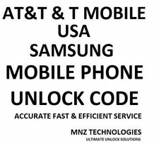 Unlock Code Samsung Galaxy Avant SM-G386T T mobile (Read description Carefully)