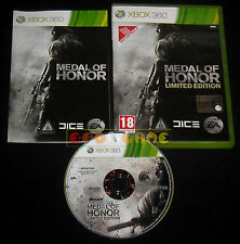 MEDAL OF HONOR LIMITED EDITION XBOX 360 Versione Italiana ••••• COMPLETO