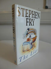 Stephen Fry, 'The Liar' SIGNED first edition 1st/1st