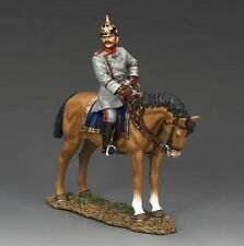 KING AND COUNTRY WW1 GERMAN THE KAISER'S WAR  Kaiser Wilhelm 11 MOUNTED FW126