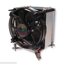 Dynatron 3U Active Fan Side Blow CPU Cooler for Intel 1155 1156- K17