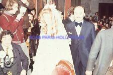 SHEILA RINGO MARIAGE 1973 12 DIAPOSITIVES DE PRESSE ORIGINAL LOT VINTAGE SLIDES