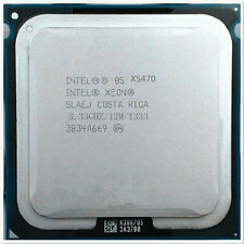 Intel Core 2 Extreme x5470 3,33 GHz 12MB 1333MHz 4-Kern-Prozessor Sockel 775 CP