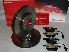 Brembo Kit freni Disco + Pastiglie Set freni Audi A4 8K2,8K5,B8-A5 (314mm)
