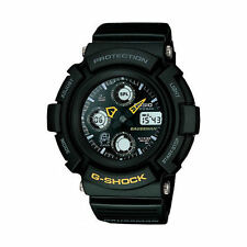 "RETRO 1998 Casio G-Shock Mint Condition ""GAUSSMAN MEN IN BLACK"" AW571BM-1 Watch"