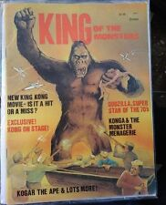KING OF THE MONSTERS #1 King Kong, Ray Harryhausen 1977