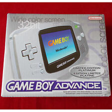Gameboy Advance - GBA ► Handheld-Spielkonsole Limited - Neues Display ◄ OVP