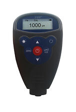 Digital Coating Thickness Gauge Paint Thickness Tester F-type probe 0-1250um