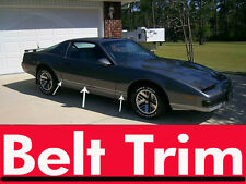 Pontiac FIREBIRD Chrome BELT TRIM 1982-1992