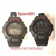 Polarized Film Casio G Shock DW-6900 Negative Display Modification