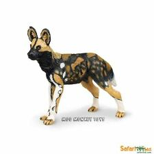 AFRICAN WILD DOG Safari Ltd # 239729 Wild Animal Replica NWT