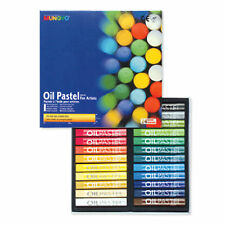 Mungyo Oil Pastels 24 colors Vivid Color For Artist