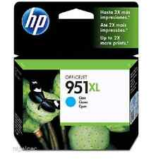 HP 951XL Cyan CN046AN Officejet Pro 8100e 8600 e-All-in-One 8600 Plus