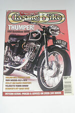 Classic Bike 1994 February, Matchless G80S/Seeley G50 Racer/BMW R1100RS R100S