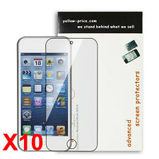 10xPremium JAPANESE FILM,High Definition Screen Protector for iPod touch 5th Gen