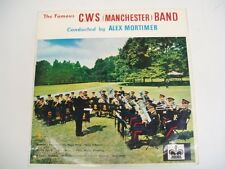 THE FAMOUS C.W.S. BAND - MANCHESTER - RARE UK LP