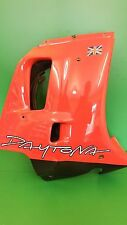 TRIUMPH RED DAYTONA 900 1200 RIGHT FAIRING PANEL #27
