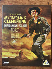My Daring Clementine ~ 1946 John Ford Arrow Video Limited Edition 2-Disc Blu-ray