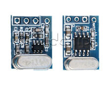 433MHZ Transmitter & Receiver Module SYN480R SYN115 ASK Wireless Module