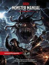 Monster Manual: A Dungeons & Dragons Core Rulebook (Dungeons & Dragons Core...
