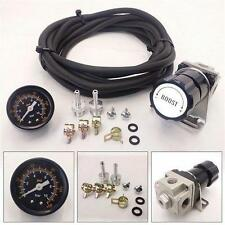 Universal Black Turbo Manual Boost Controller with Gauge 1-150 PSI MBC SR20DET