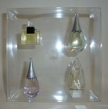 ALFRED SUNG MINI PERFUME SET SUNG SHI MEI JEWEL 7ML/ .24OZ COLLECTIBLE MINIATURE