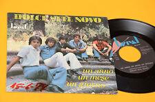 """DOLCE STIL NOVO 7"""" UN ANNO UN MESE UN  GIORNO ORIG ITALY PROG 1977 EX"""