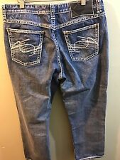 Rock And Roll Cowboy Denim Men's Jeans 33x30 Competition Fit