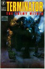 Terminator: The Enemy Within # 1 (of 4) (Vince Giarrano) (USA, 1991)