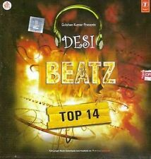 DESI BEATZ TOP 14 - COMPILATION CD - FREE UK POST