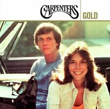 CARPENTERS CD - GOLD [2 DISCS](2004) - NEW UNOPENED
