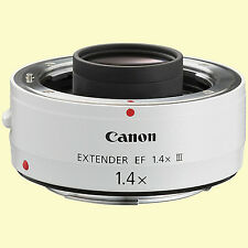 BRAND NEW - Canon EF 1.4X III Telephoto Extender ---- US MODEL