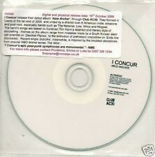(680V) I Concur, Able Archer - DJ CD