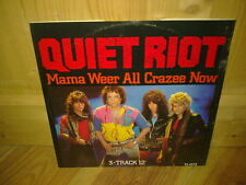 "QUIET RIOT mama weer all crazee now 12"" MAXI 45T"