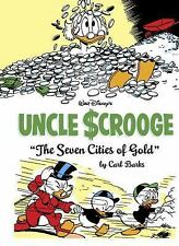 The Carl Barks Library: Walt Disney's Uncle Scrooge : The Seven Cities of...