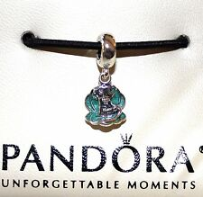 Disney Pandora Ariel & Sea Clam shell Dangle Charm Pendant Bead 791895EN111