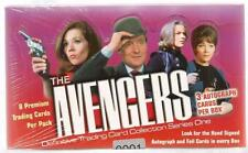 Avengers Series 1 Sealed Box of Trading Cards #0001 from Strictly Ink 2003