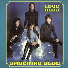 "SHOCKING BLUE, LOVE BUZZ, 2 x 10"" EXCL NUMB LIMITED BLUE VINYL EDITION (SEALED)"