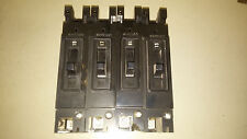 WESTINGHOUSE EH1020 USED 1P 20A 277V BREAKER LOT OF 4 SEE PICS #A63
