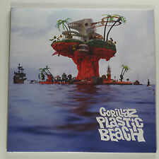 GORILLAZ - Plastic Beach **Vinyl-2LP**NEW**