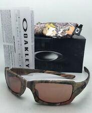New OAKLEY Sunglasses FIVES SQUARED OO9238-16 KINGS WOODLAND CAMO w/ VR28 Mirror
